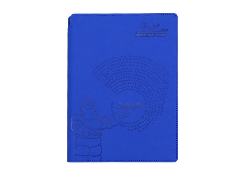 Enterprise Custom Journal Printing Promotional Embossed Logo Different Sizes